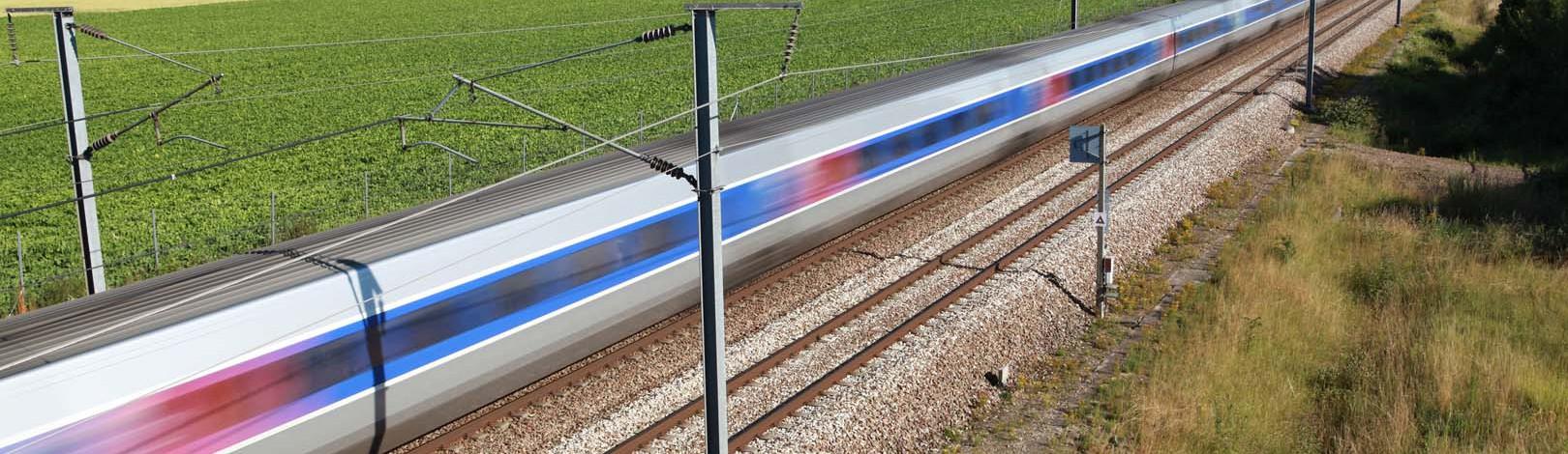 Transport ferrovière TGV