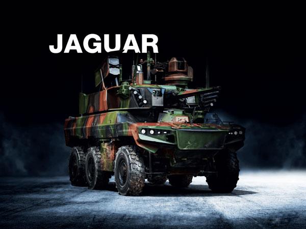 programme scorpion environnement durci - jaguar
